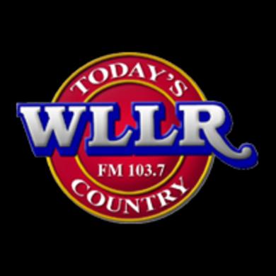 103.7 WLLR logo