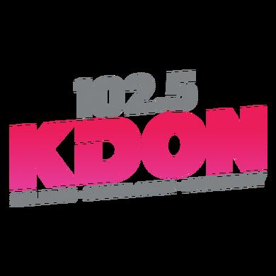 102.5 KDON logo