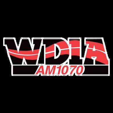 1070 WDIA logo