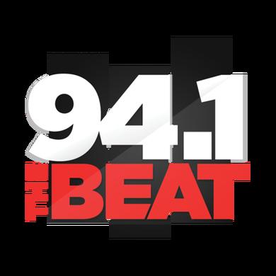 94.1 The Beat logo