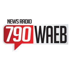Newsradio 790 WAEB logo