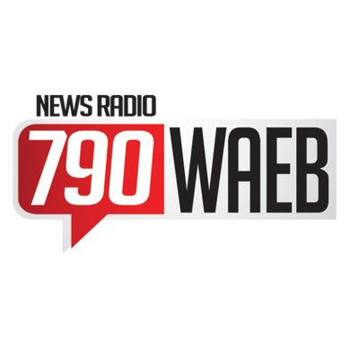 Newsradio 790 WAEB logo