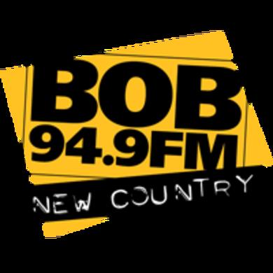 Bob 94.9 logo
