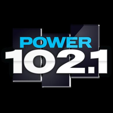 Power 102.1 logo