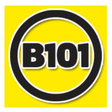 B101 - WWBB logo