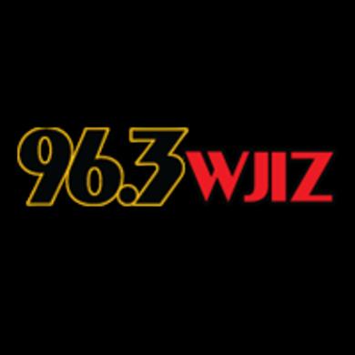96.3 WJIZ logo