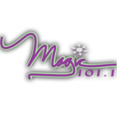 Magic 101.1 Fairbanks logo