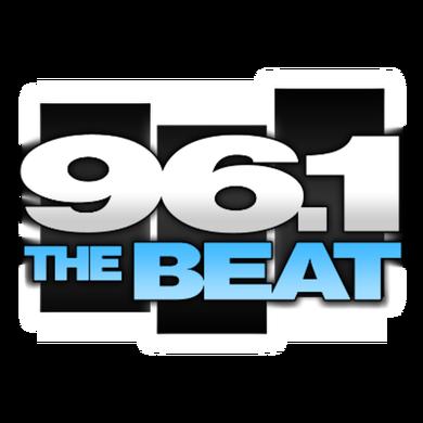 96.1 The Beat logo