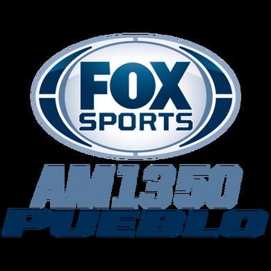 1350 Fox Sports Pueblo logo