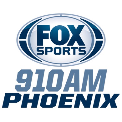 Fox Sports 910 Phoenix logo