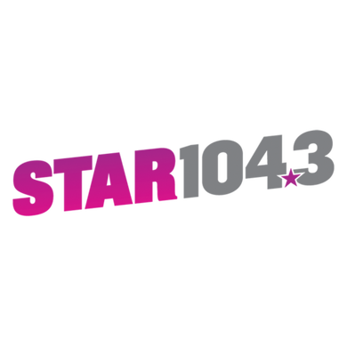 Star 104.3 logo