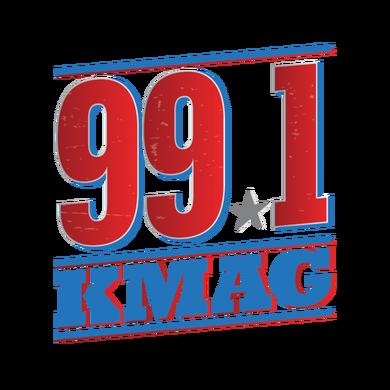 K-MAG 99.1 logo