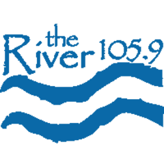 The River 105.9 logo