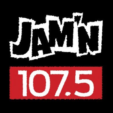 JAM'N 107.5 logo
