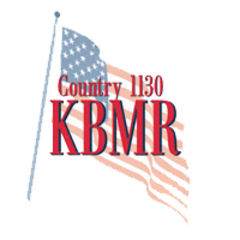 Country 1130 KBMR logo