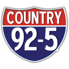 Country 92.5 logo
