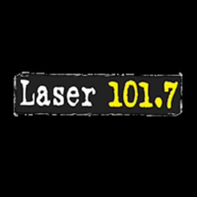Laser 101.7 logo