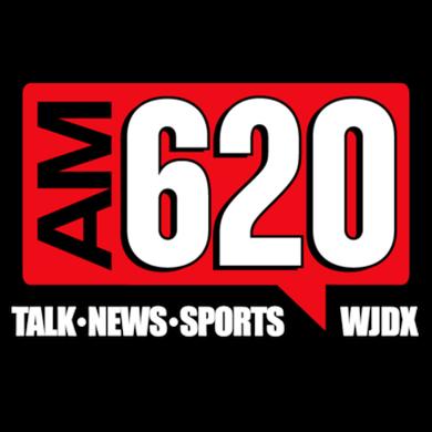 AM620 WJDX logo