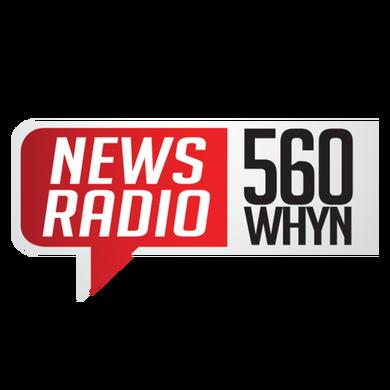 NewsRadio 560 WHYN logo