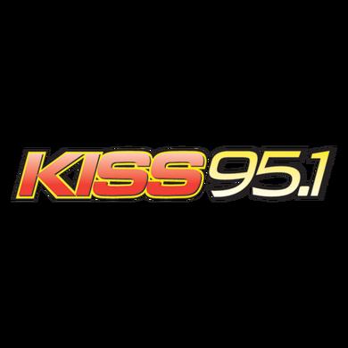 KISS 95.1 logo