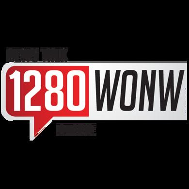 1280 WONW logo