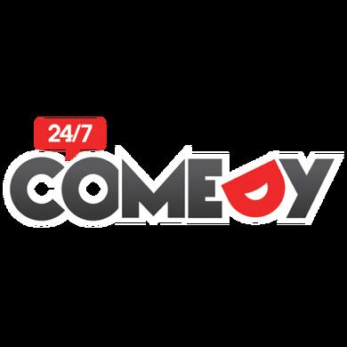 24/7 Comedy logo
