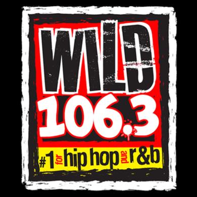 Wild 106.3 logo