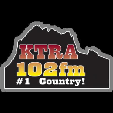102 KTRA logo
