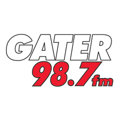 98.7 The Gater logo