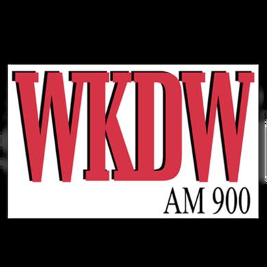 900 WKDW logo