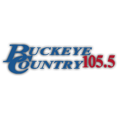 Buckeye Country 105.5 WCHO logo