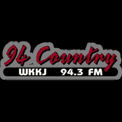 94 Country WKKJ logo