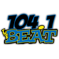 104.1 The Beat logo