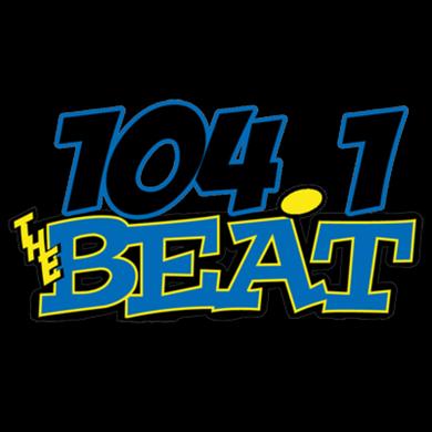 104.1 The Beat logo