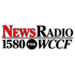 News Radio 1580 WCCF logo