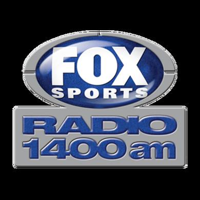 Fox Sports 1400 logo