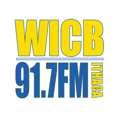 92 WICB Ithaca College logo