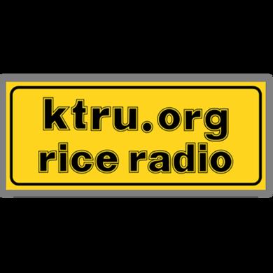 Ktru – Rice Radio logo