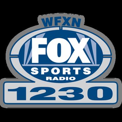 Fox Sports Radio 1230 logo