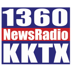 NewsRadio 1360 KKTX logo