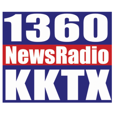 NewsRadio 1360 KKTX logo