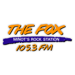 105.3 The Fox logo