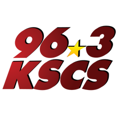 New Country 96.3 KSCS logo