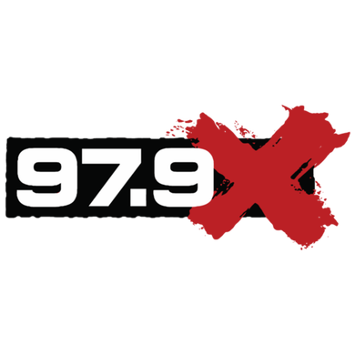 97.9X logo