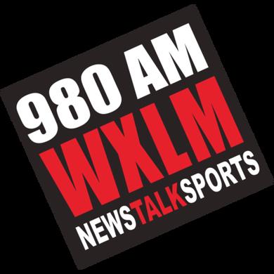 News/Talk 980 WXLM logo