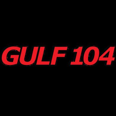 Gulf 104 logo