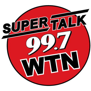 99.7 WTN logo