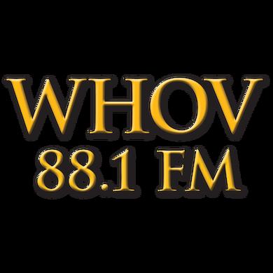 88.1 WHOV logo