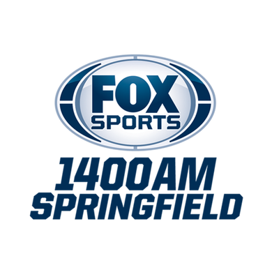 1400 Fox Sports Springfield logo