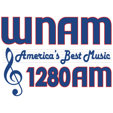 1280 WNAM logo